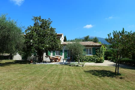 charming villa in Provence, pool - Villa