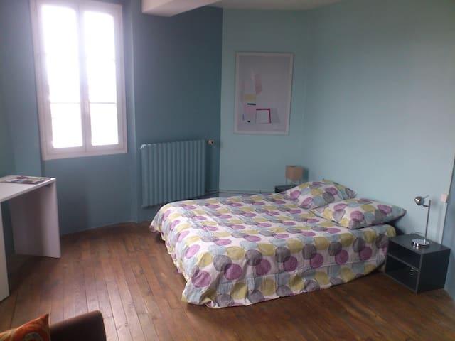 Private room, Albi center - Albi - Bed & Breakfast