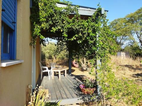 ゴラン高原の「Mei Nahar」ゲストハウス