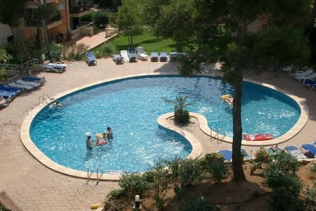 TOP Apart. + Pool + Beach Agulla - Cala Agulla - Appartement