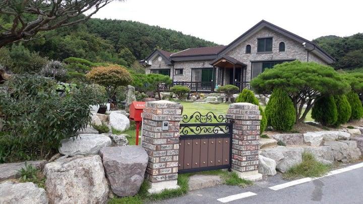 내장산 쉼이 있는 전원 주택 B