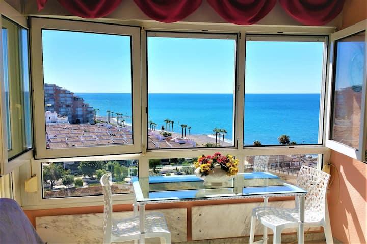 Romantico apartamento con maravillosas vistas
