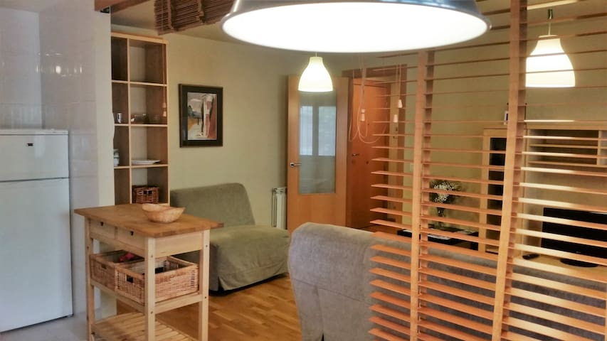 Apartamento GAYARRE; City Center. Parking space
