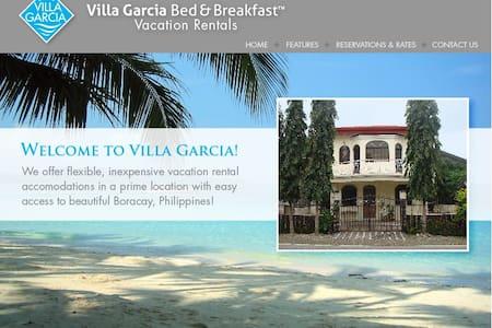 VILLA GARCIA B&B Vacation Rentals - Ibajay