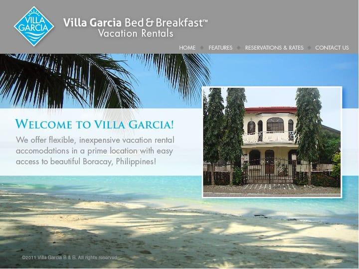 VILLA GARCIA B&B Vacation Rentals