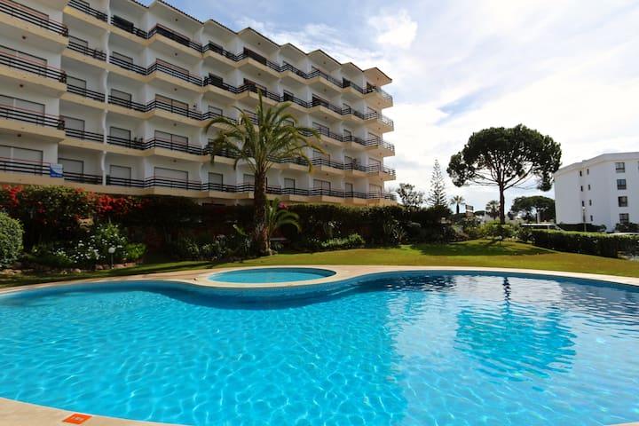 Marbel-Sol 60, 2bed 2bath, sea/marina view, no car - Quarteira - Apartment