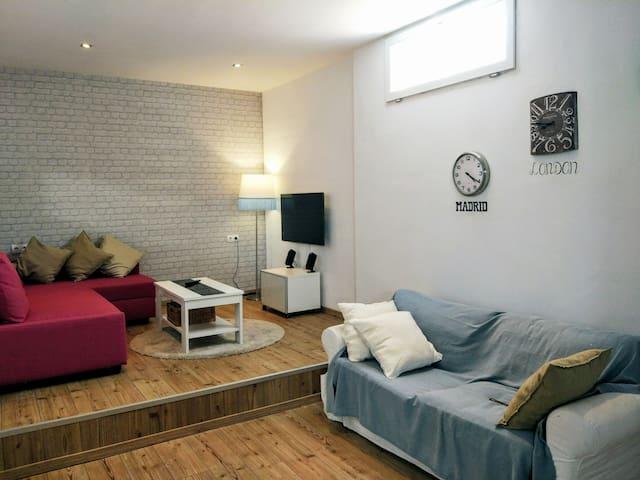 Annex apartment, private, walking distance village - Frigiliana - In-law