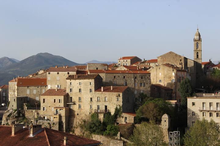 Casa Sant'Anna, cœur historique-vue mer et vallée