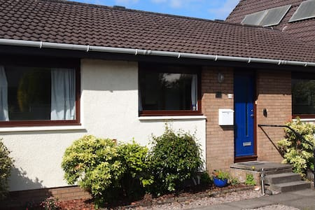 Attractive 3 Bedroom Oban House