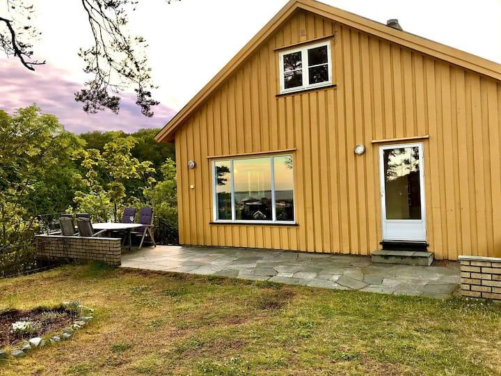Koselig Sommerhus i Langesund