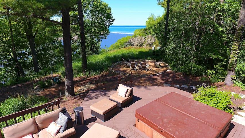 Lake Michigan summer getaway