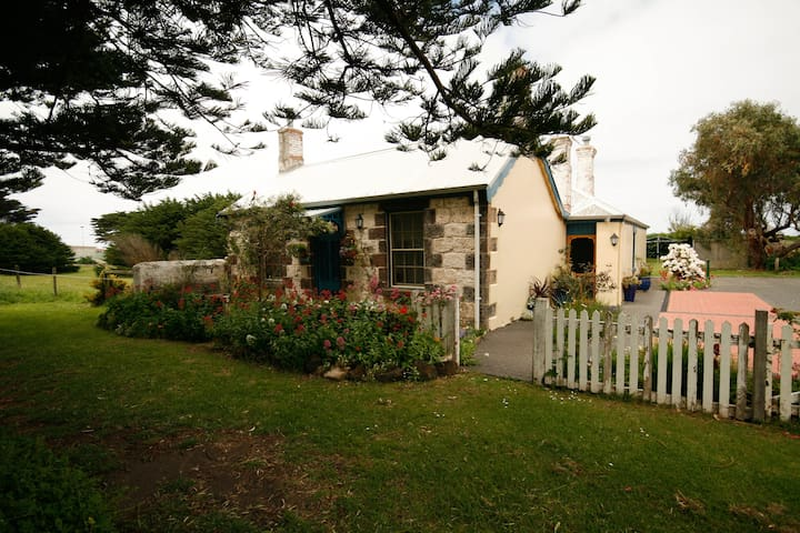 PEA SOUP COTTAGE - Port Fairy - Hus