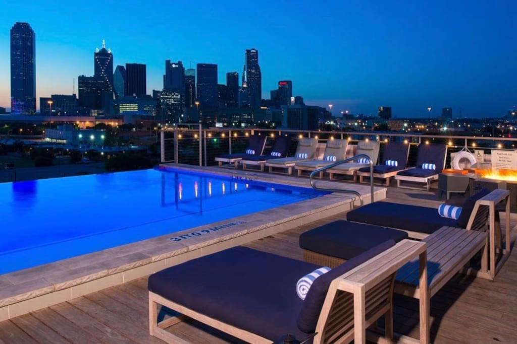 Upscale Urban Stylish Apartment Downtown Dallas Apartments For Rent In Dall
