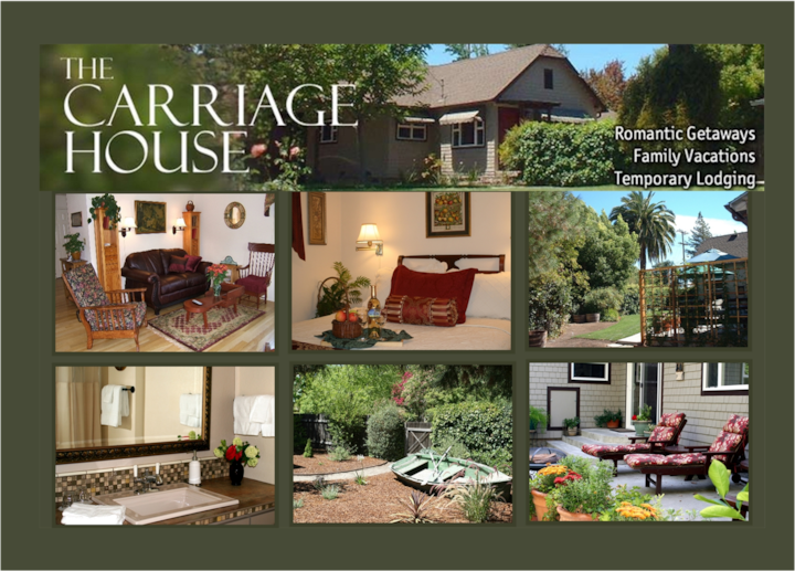 The Carriage House Lakeport