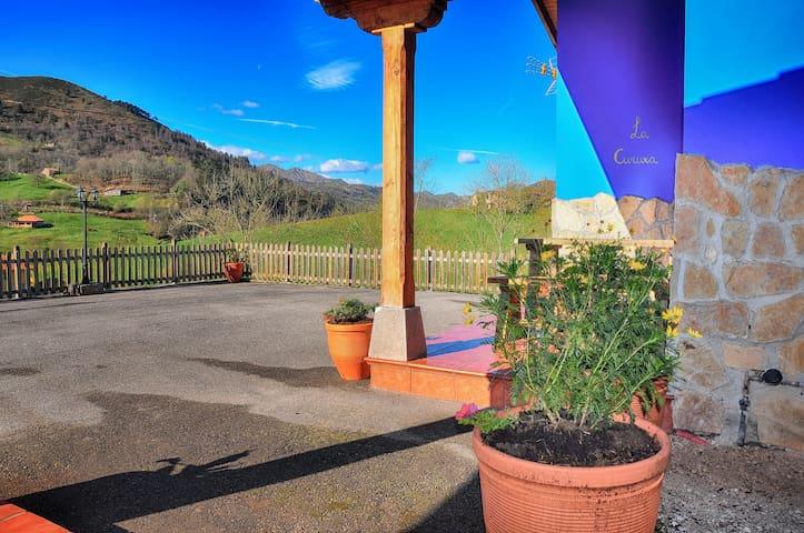 Casa Rural La Curuxa - La Robellada - Casa
