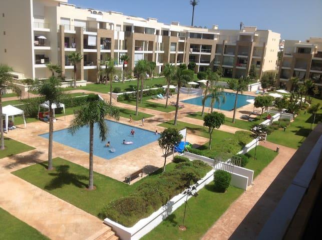 Prestigia plage des nations Rabat Sidi Bouqnadel