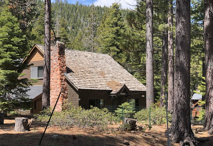 4 Bed/3 Bath Rubicon/Tahoma Cozy Cabin Near Beach