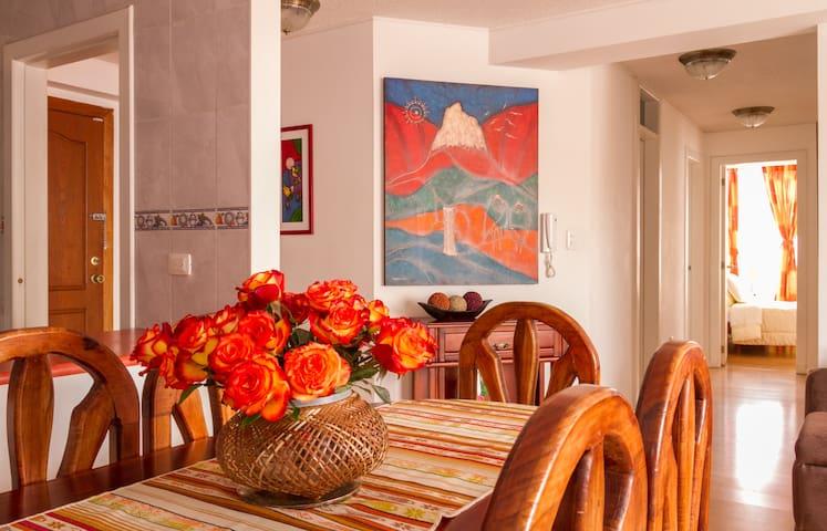 Carrion Apartment Center Quito - Quito - Lägenhet