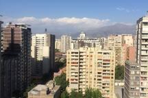 Vista oriente desde balcon