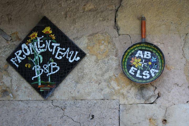B&B Fromenteau, Bourgondisch genieten