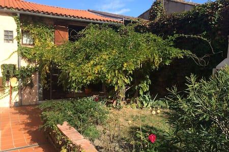 Maison familiale au coeur du village - Cintegabelle - Hus
