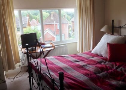 Comfortable B+B in central situation - Newport - Rumah