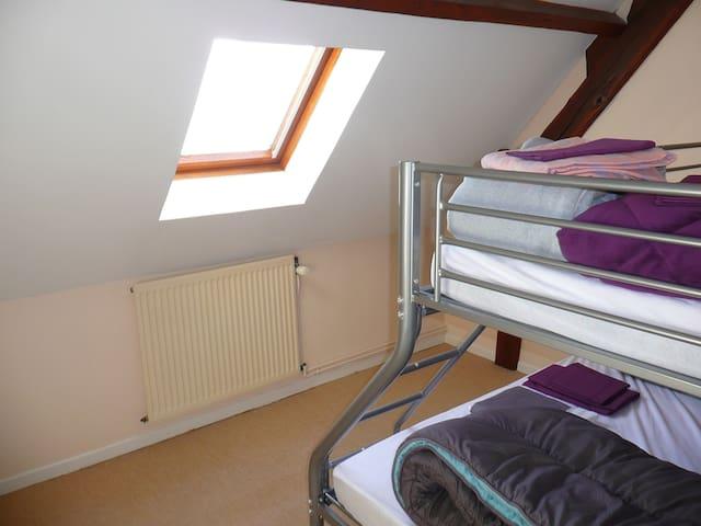 Appartement entier en duplex - Ay - Appartement