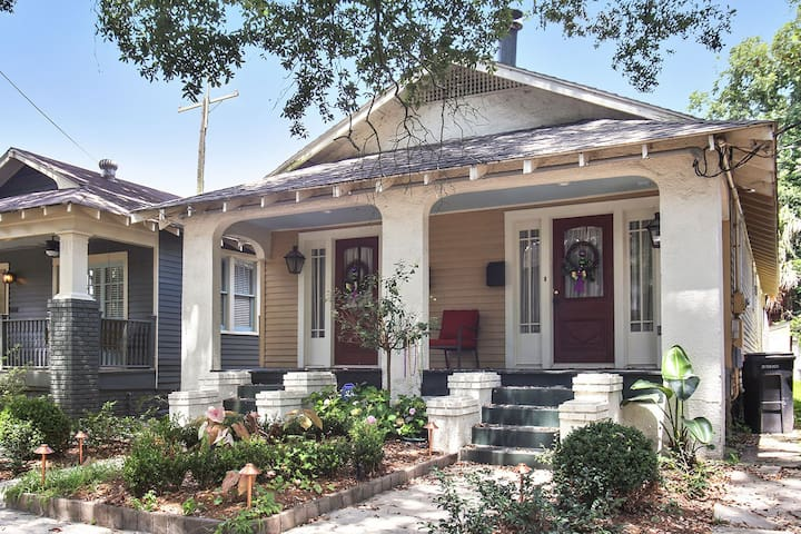 Charming Uptown Home Near Tulane