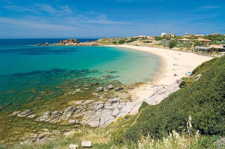 Villa on the best Wild Sardinia sea - Portoscuso