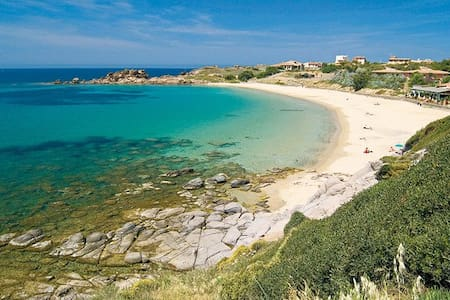 Villa on the best Wild Sardinia - Portoscuso
