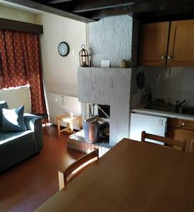Appartement 6 personnes vue Lac de Payolle