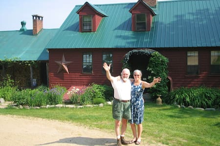 Brookhirst Farm B&B ~Snowville, NH. - Eaton Center