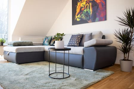 💎 Gemütliches Penthouse in TOP-Lage (PP, AC) 💎