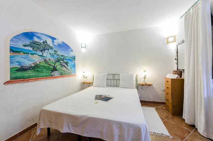 "Apartment""ACQUARIO"" 1 room x2 - 2 rooms x 4 people"