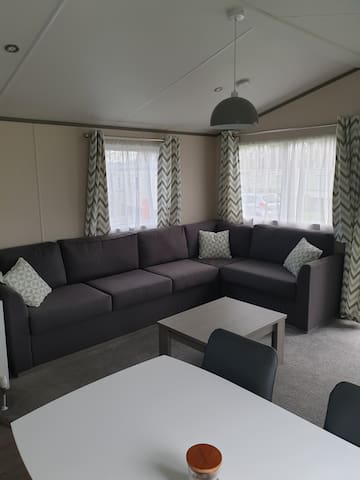 outstanding spacious 3bed holiday home!