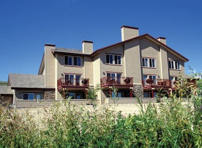 Mountain-UT-Bear Lake Resort 2 Bdrm Condo - Garden City - Willa