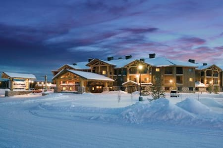 Montana-West Yellowstone, MT Resort 2 Bd Condo #1 - West Yellowstone - Condominium