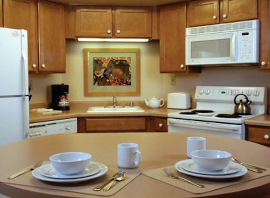 This is not unit specific and only denotes style and decor of all the units.