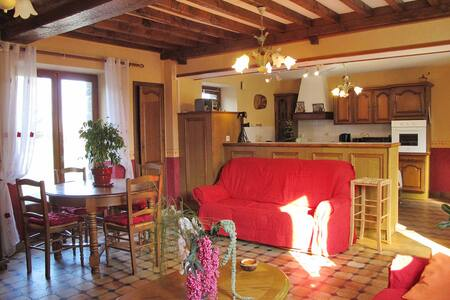 Holiday home in St. Lô d'Ourville - Saint Lo-d'Ourville - House