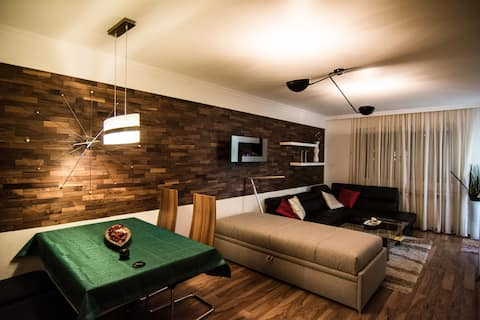 Nice & new apartment in Downtown incl. Breakfast