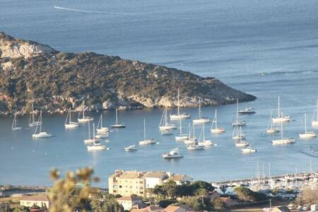 Apartment Corsica, Superb View - Tomino - Appartement