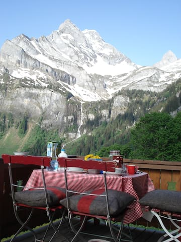 Charming chalet in carfree village - Braunwald - Xalet