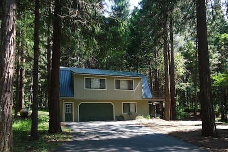 Guest House - Privacy in the Woods! - Nevada City