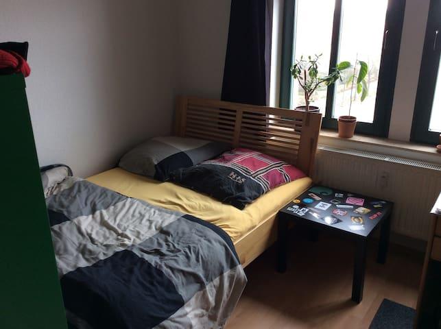 Gemütliches Zimmer in idealer Lage der Südvorstadt