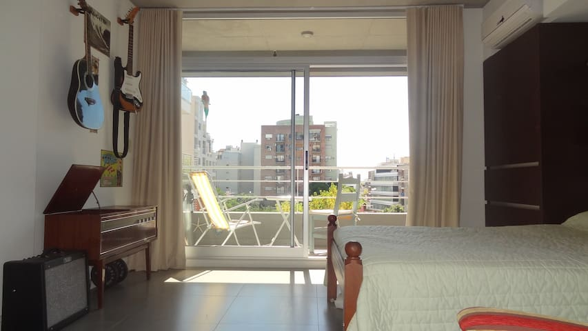Modern Studio in Belgrano acc 3ppl - Buenos Aires - Byt