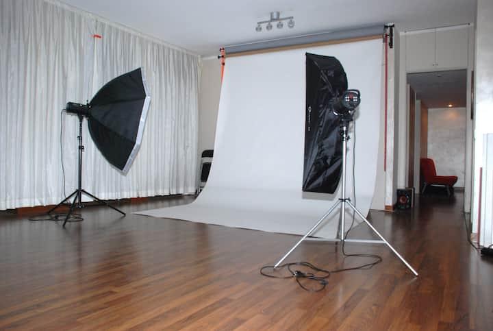 Photo studio + Room - Design week - Tortona area
