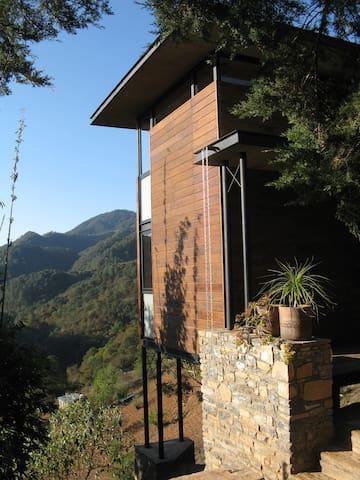 A wooden loft in the Sierra Gorda - Santiago de Querétaro - Loft