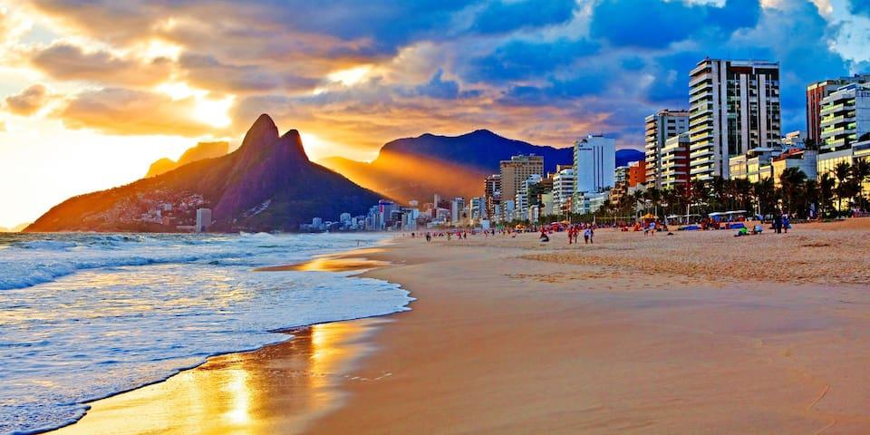 Charming  flat in Rio de Janeiro , Leblon