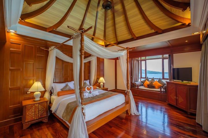 Elegant one bedroom pool Villa - Patong Beach