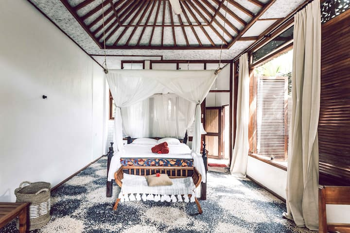 Unique apartment room in the heart of Bali